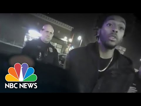 Video Of Bucks Player Sterling Brown Being Tased Released By Milwaukee Police | NBC News