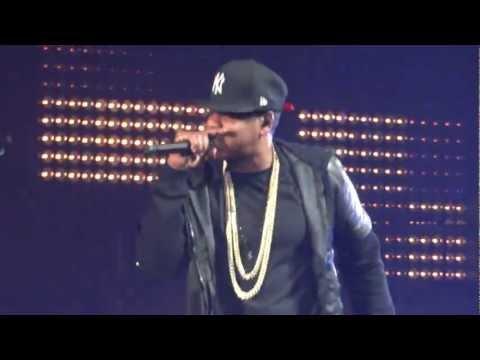 Jay-Z Kanye West Big Pimpin Live Montreal 2011 HD 1080P