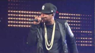 Jay-Z Kanye West Big Pimpin Live Montreal 2011 HD 1080P