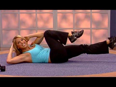 Denise Austin: Pilates Butt Workout   Doovi