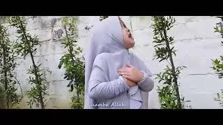 طفلة أندونيسية تبدع في تقليد ماهر زين - يا رسول سلام عليك