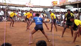 Gobi Kabadi Match 2011 - Quarter Finals