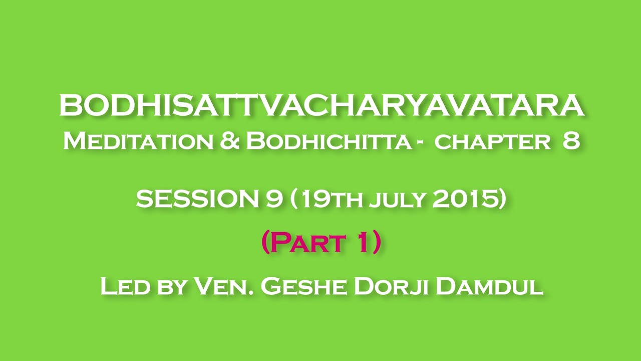 a guide to the bodhisattva way of life summary
