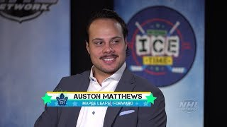 NHL Network Ice Time: Checking in with NHL stars under the age of 25