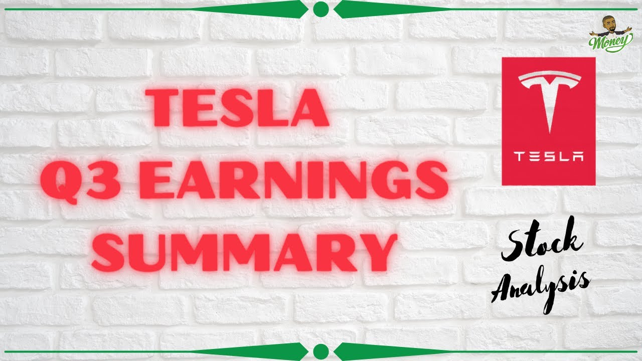 Tesla Q3 Earnings Overview | Tesla Smashes Q3 Expectations!!! | Business Update