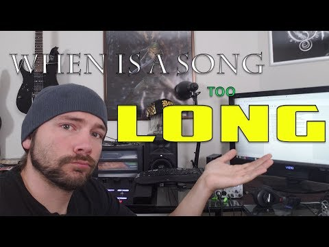 When is a Song Too LONG?   Ask a Music Snob #5