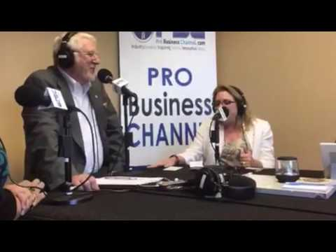 Buckhead Business Show - Cornerstones of Training, Crowd Funding and Investing