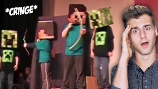 School Talent Show Cringe