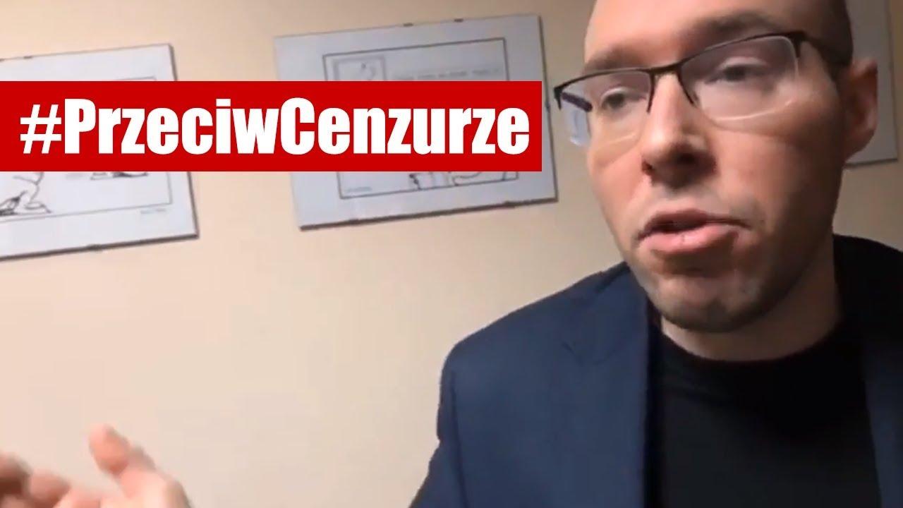 #PrzeciwCenzurze || Marcin Rola: wielkie korporacje MUSZĄ przestrzegać POLSKIEGO PRAWA!
