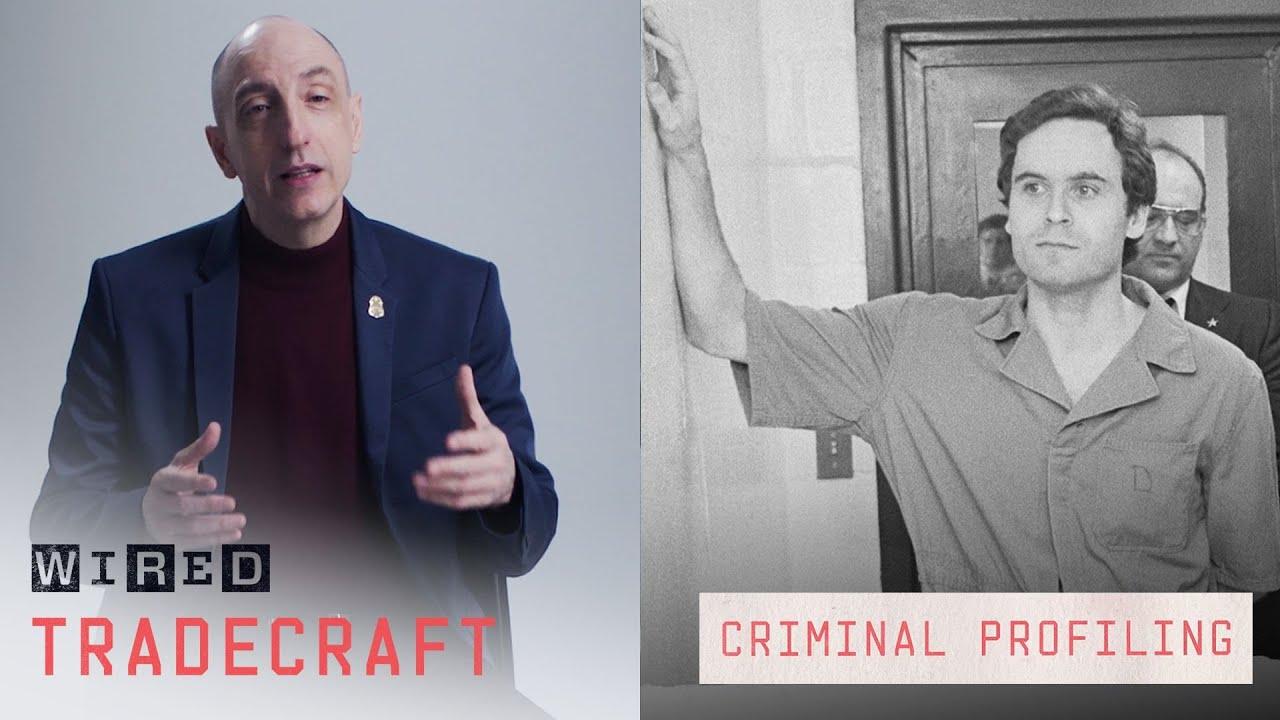 Former FBI Agent Explains Criminal Profiling | Tradecraft | WIRED
