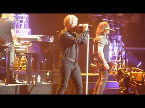 "Bon Jovi ""Lay Your Hands On Me"" (Live at FedEx Forum Memphis TN 03-16-2017)"