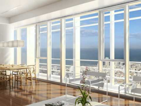 "Architecture Richard Meier ""Meier on Rothschild"" T..."