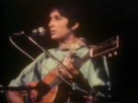 Folk Song Legend Joan Baez We shall overcome