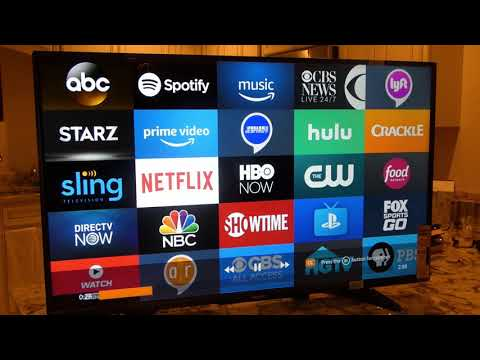 """Toshiba Fire TV 43"""" Unboxing and Quick overview of features"""