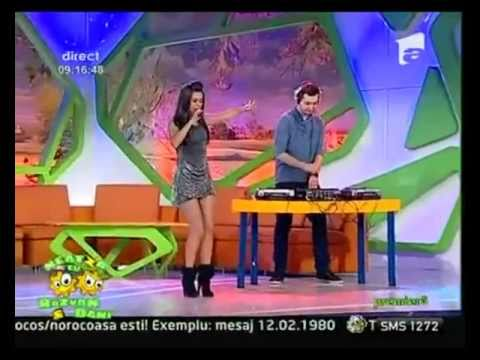 Liviu Hodor feat Mona - Sweet love (Video)
