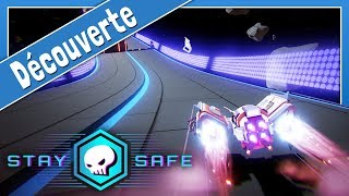 STAY SAFE - De l'adresse à pleine vitesse   Gameplay