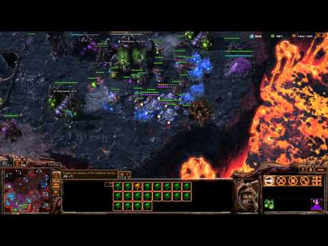 Heart of the Swarm Beta 2v2 - Case of the Mysterious Minerals