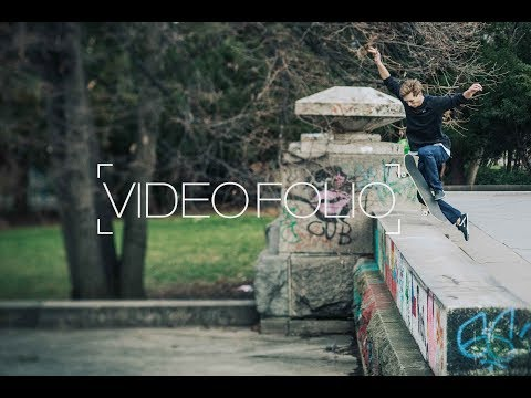Czech Republic's Skate Scene Through The Lens Of David Chvatal | VIDEOFOLIO