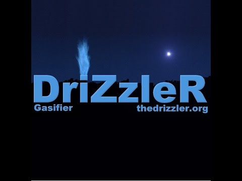 The DriZzleR Gasifier -WoodGas Intro
