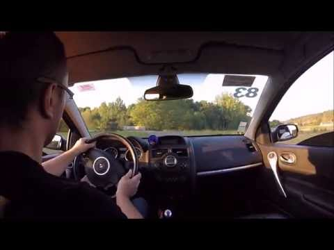 Test Micro Externe Gopro 3+ Silver Mégane RS Stage 2
