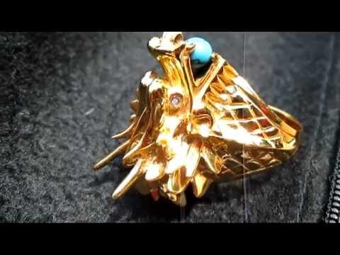 แหวนมังกรทอง Dragon Ring