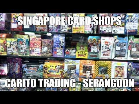 [Serangoon] How to go: Carito Trading Card Shop - Singapore