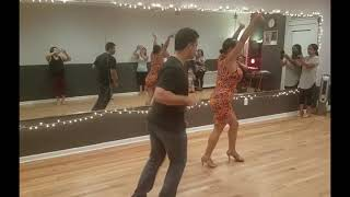 Dance On 2 Salsa Skills Combo Class