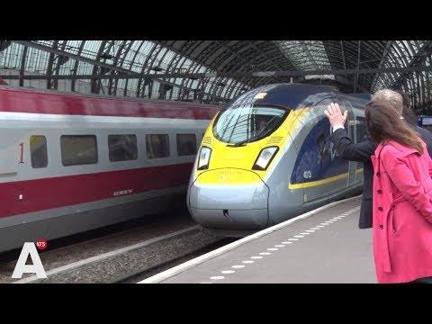 Trein naar Londen pas in 2020