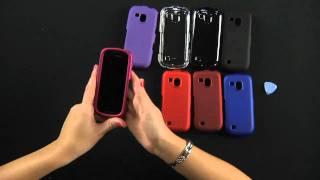 Samsung Continuum Hard Cases