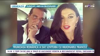 O româncă îl face tătic pe unul din cei mai bogaţi oameni din lume