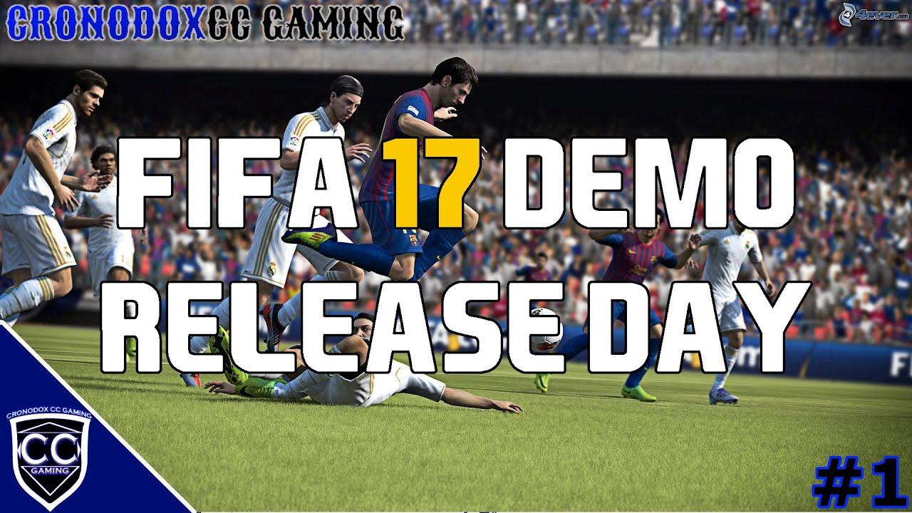 Fifa17 Release