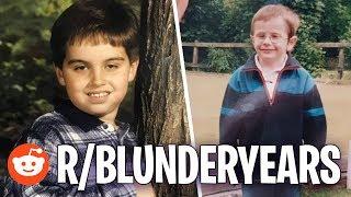 Cringey Blunder Years Photos