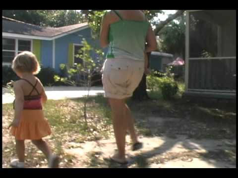 Mermaid Cottages: Walking Cottage to Cottage- Tybee Island Georgia