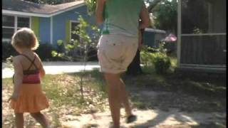 Mermaid Cottages: Walking Cottage to Cottage- Tybee Island Georgia