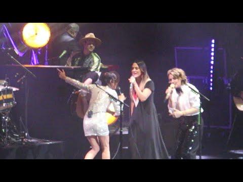 "Highwomen Brandi Carlile Natalie Hemby Amanda Shires Sing Live ""Redesigning Women"" MSG Show 2019"