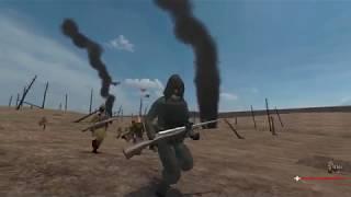обзор мода Mount and Blade: Warband. Parabellum