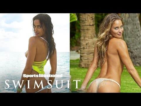Irina Shayk Twerks & Hannah Davis Goes Deep In Tahiti | Tanlines | Sports Illustrated Swimsuit