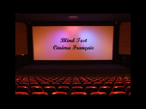 Blind test films Français