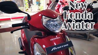 New Honda Aviator - 5 new changes|| Activa 5G killer?? Full review