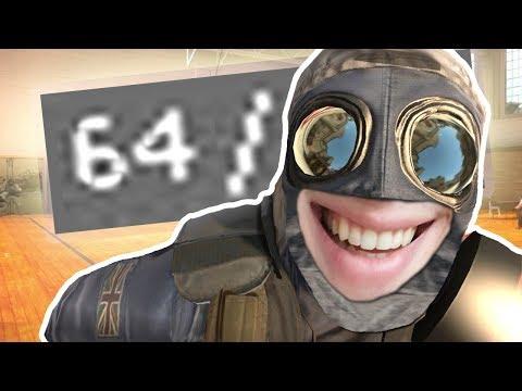 64 PLAYER CS:GO