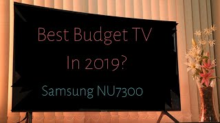 Gaming On the Samsung NU7300 4K TV. Best Budget TV?