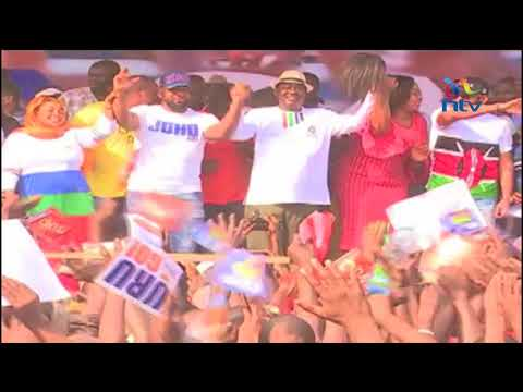 Jubilee using embassies to spread propaganda - Raila