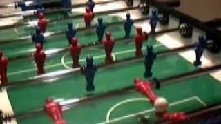 Stolny fotbal futbolkové triky
