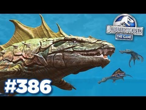 MAXED DUNKLEOSAURUS!!! | Jurassic World - The Game - Ep386 HD