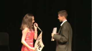Talent Show 2012 - You Belong With Me