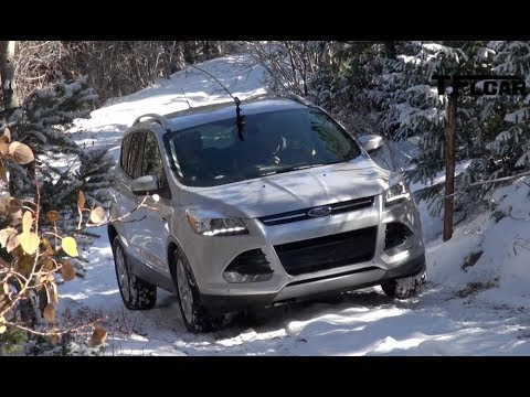2014 Ford Escape EcoBoost 4WD Colorado Off-Road Review 2.0