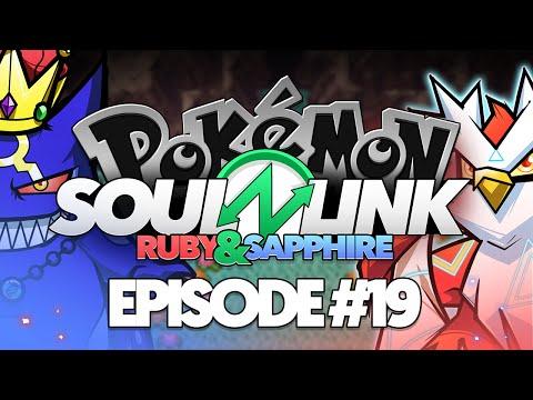 "Pokémon Ruby & Sapphire Soul Link Randomized Nuzlocke w/ @TheKingNappy!! - Ep19 ""KEEP IT...DEADLY!"""