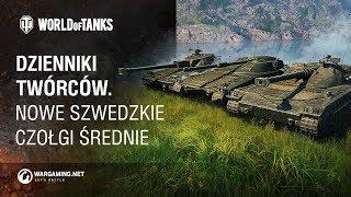 Dzienniki twórców: nowe szwedzkie czołgi średnie