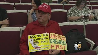 Opposition To California's Sanctuary Law Grows Inside The State