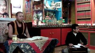 2012.05.02 - Geshe Ngawang Tenley -- Mind and Cognition - Lorig